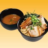 豚骨魚介系つけ麺