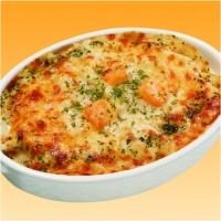 濃厚チーズグラタン&ドリア